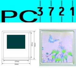 5 Large Blank Photo Fridge Magnet 70 x 45 mm Insert C1108 Manufactured by PC3721